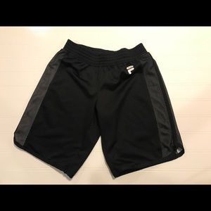 FILA basketball shorts Girls Size S/8